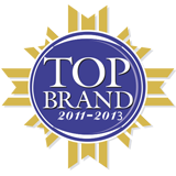 Top Brand 2011-2013
