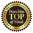 Franchise TOP of Mind 2016 dan 2017