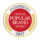 Indonesia Digital Popular Brand Award 2017